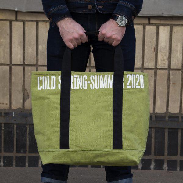 Натуральная эко-сумка