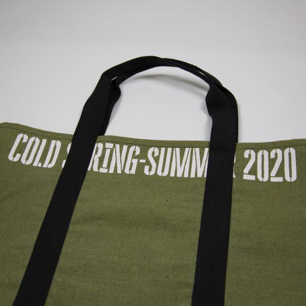Зелёная сумка женская