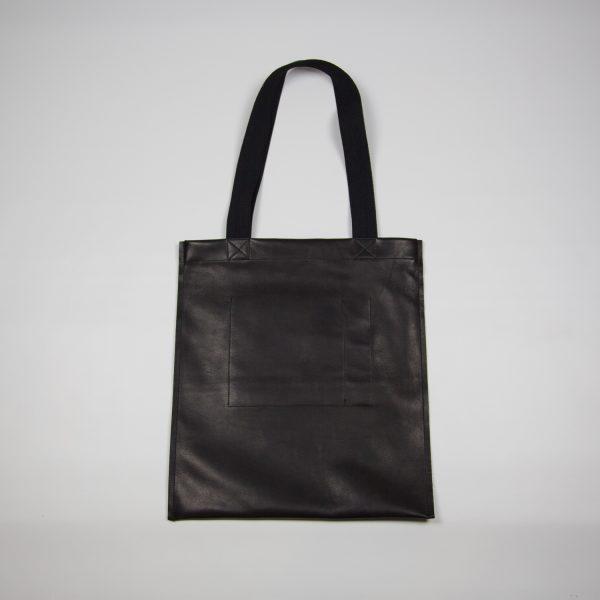 Кожаная сумка шоппер Минск
