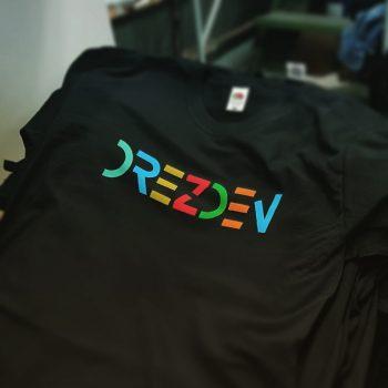 Печать на футболках оптом в Минске