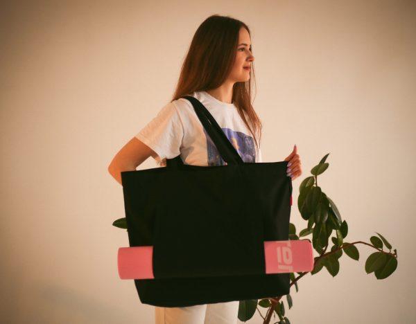 Спртивная сумка шоппер